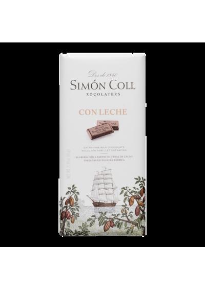 CHOCOLATE SIMON LECHE