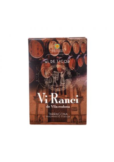 VINO RANCIO BIB 5 l. VILA-RODONA