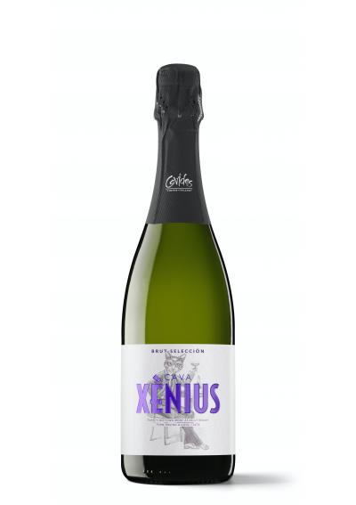CAVA XENIUS BRUT SELECCIÓ (ampolla)