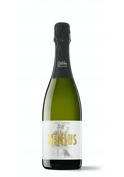 CAVA XENIUS BRUT NATURE (ampolla)