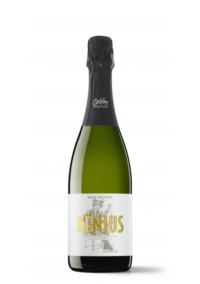 CAVA XENIUS BRUT NATURE (botella)