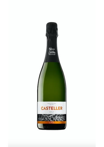 CAVA CASTELLER BRUT (botella)