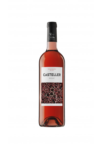 VINO CASTELLER ROSADO (botella)