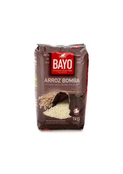 ARROZ BOMBA BAYO -1 KG-