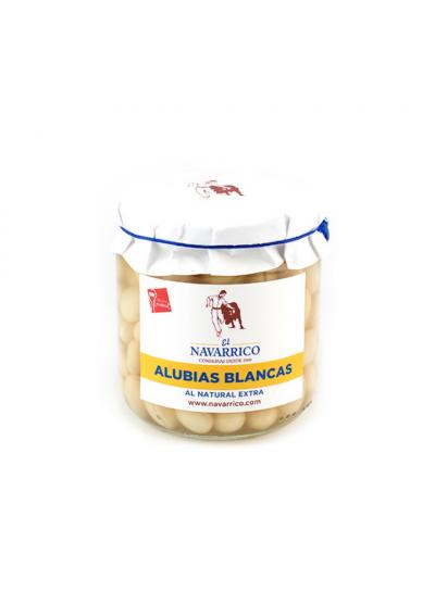 ALUBIAS BLANCAS NAVARRICO 1/2 KG