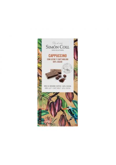 CHOCOLATE SIMON CAPUCCINO