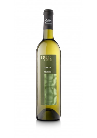 VINO DUC DE FOIX BLANCO XAREL·LO 2020 (botella)